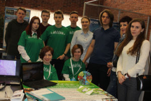 Студенты центра языковой подготовки СОЛ Минск победили в конкурсе 100 идей для Беларуси – 2019