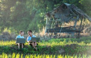 Английский онлайн летом для детей